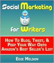 Social Media Marketing for Writers